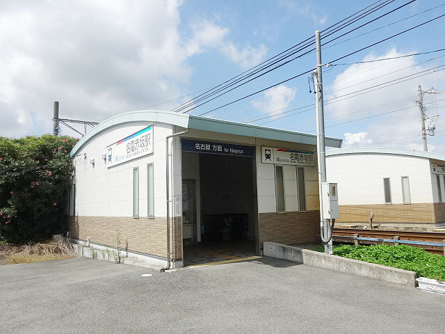 名電赤坂駅のエリア情報1