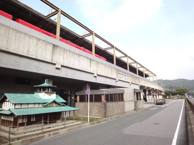 本宿駅のエリア情報1