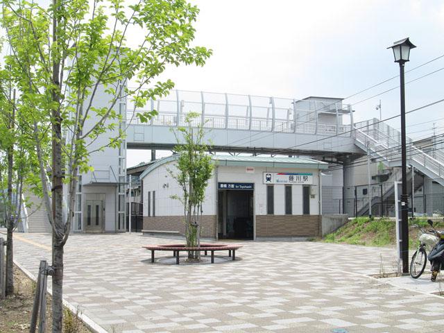藤川駅のエリア情報1