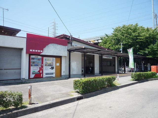 岡崎公園前駅のエリア情報1