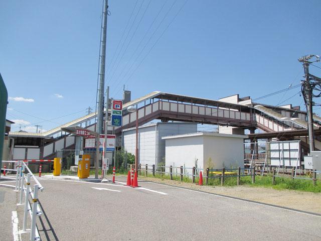矢作橋駅のエリア情報1