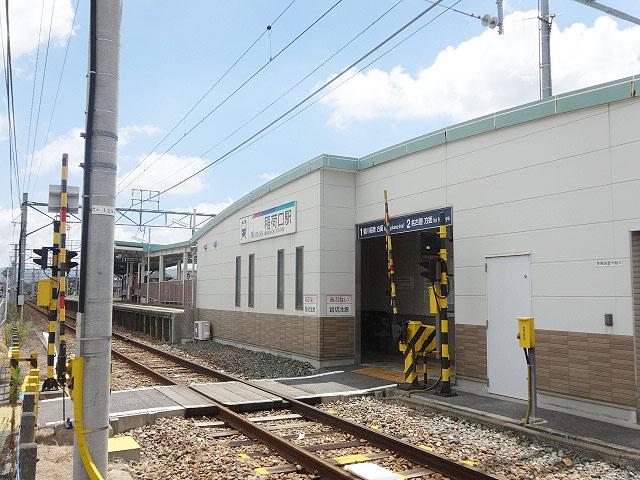 稲荷口駅のエリア情報1