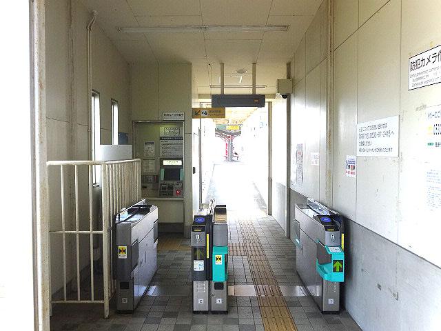 稲荷口駅のエリア情報3