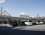 黒笹駅のエリア情報1