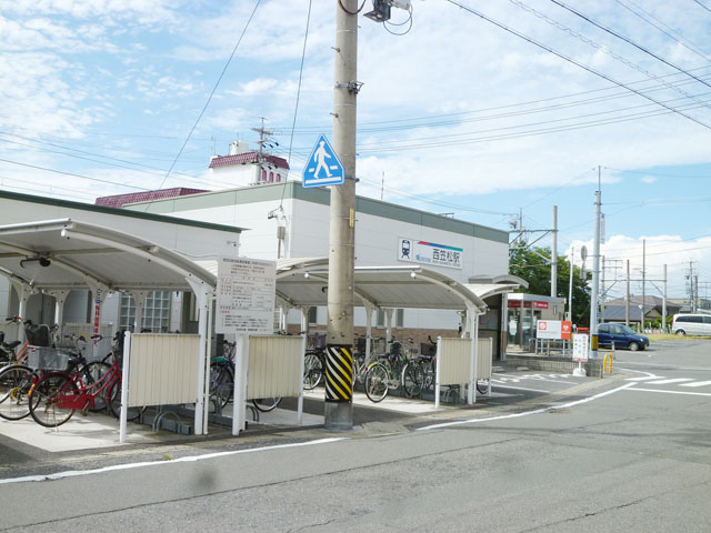 西笠松駅のエリア情報1