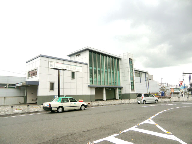 柏森駅のエリア情報3