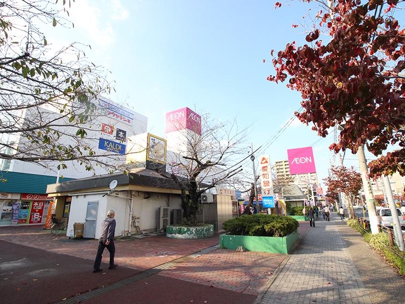 上飯田駅のエリア情報6