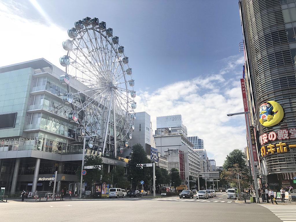 栄町駅のエリア情報1
