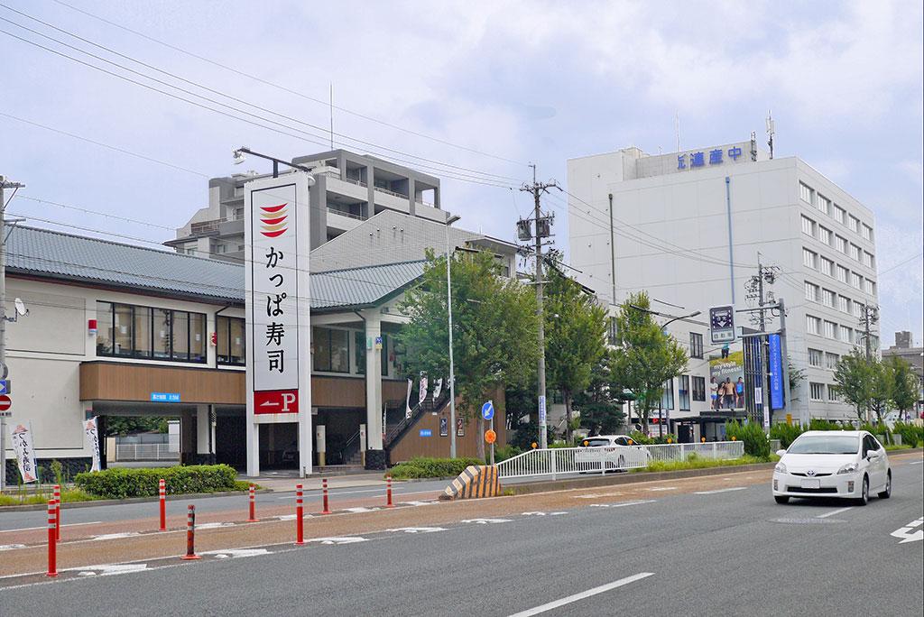清水駅のエリア情報6