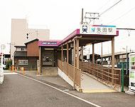 矢田駅のエリア情報1