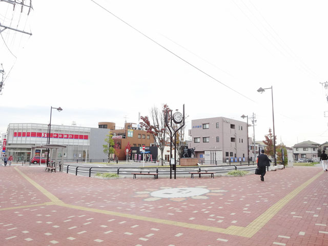 旭前駅のエリア情報4