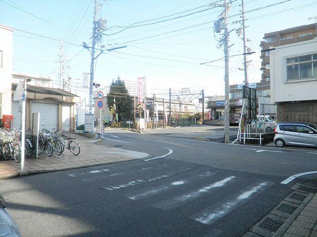 水野駅のエリア情報1