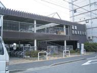高畑駅のエリア情報2