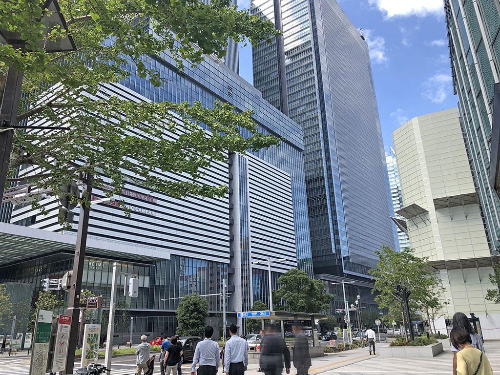 名古屋駅のエリア情報2