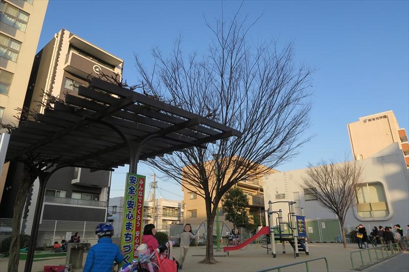 東山公園駅のエリア情報14