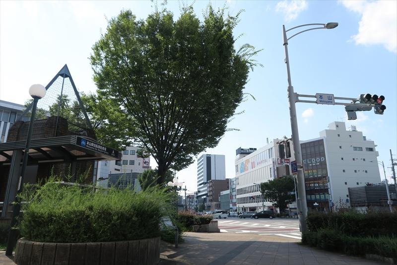 本山駅のエリア情報1