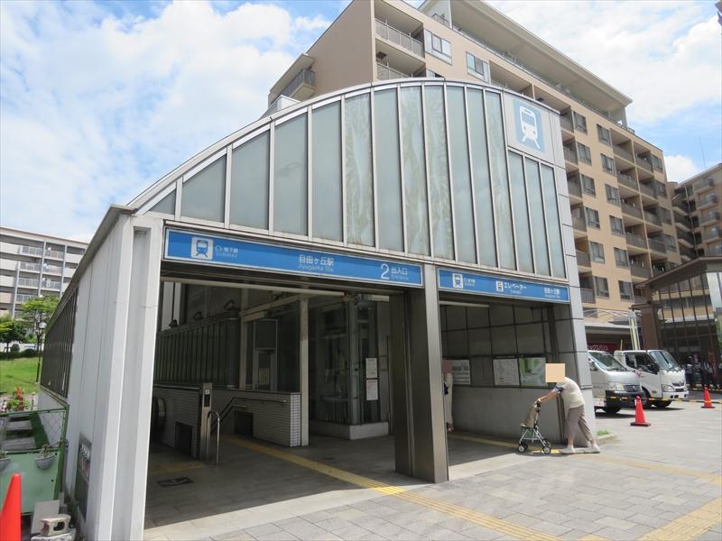 自由ヶ丘駅のエリア情報1