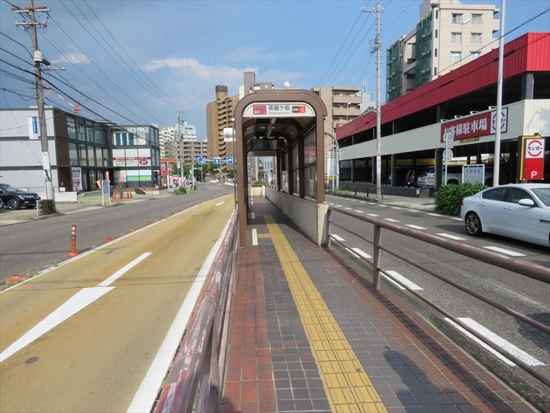 茶屋ヶ坂駅のエリア情報3