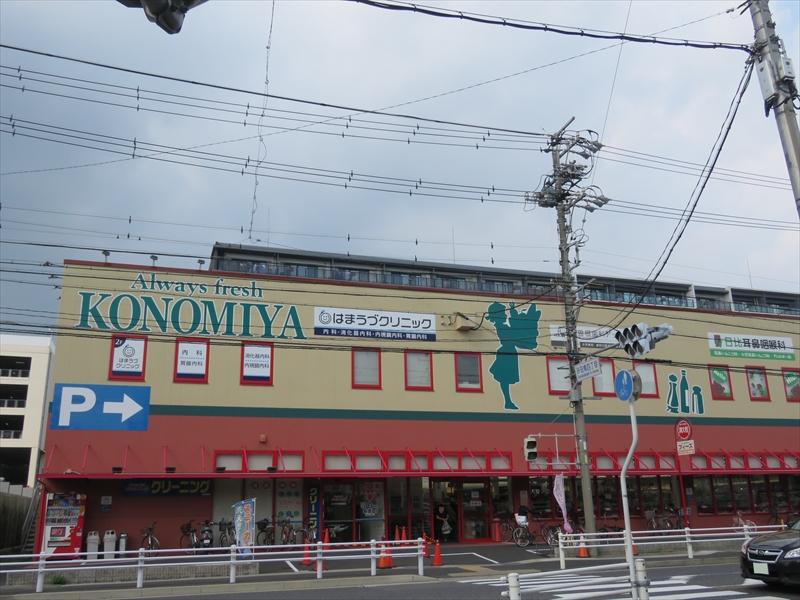 茶屋ヶ坂駅のエリア情報6