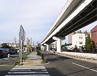 砂田橋駅のエリア情報4