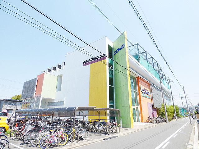 庄内通駅のエリア情報5