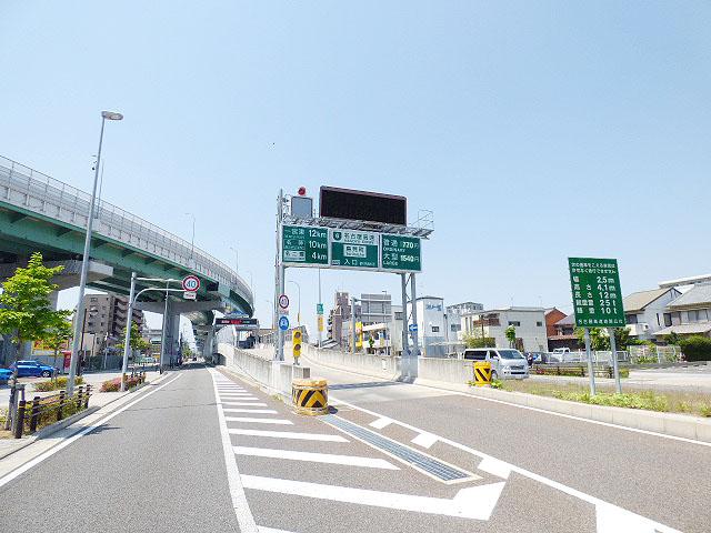 庄内通駅のエリア情報7