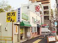 中村区役所駅のエリア情報3
