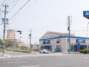 徳重駅のエリア情報1