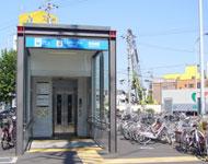 東海通駅のエリア情報1
