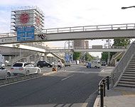 砂田橋駅のエリア情報1