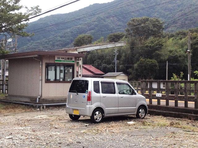 美濃山崎駅のエリア情報1