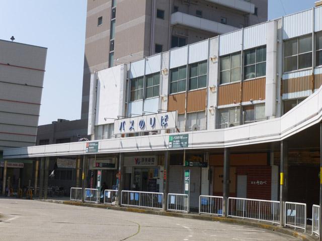 津新町駅のエリア情報2