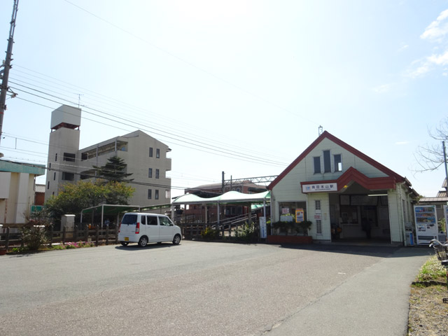高田本山駅のエリア情報1
