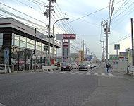 霞ヶ浦駅のエリア情報2