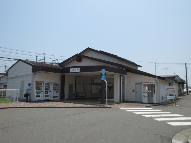益生駅のエリア情報1