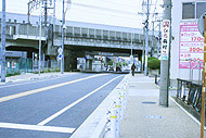烏森駅のエリア情報6