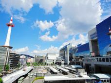 京都駅のエリア情報1