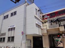 東寺駅のエリア情報1