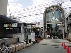 桃山御陵前駅のエリア情報3