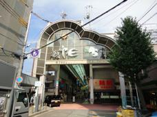 桃山御陵前駅のエリア情報4