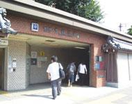 今出川駅のエリア情報1
