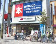 今出川駅のエリア情報2