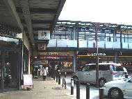 山科駅のエリア情報2