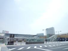 岡山駅のエリア情報1