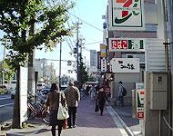 円町駅のエリア情報2