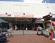 JR藤森駅のエリア情報1