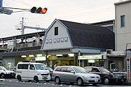 西京極駅のエリア情報1
