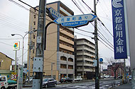 西京極駅のエリア情報2