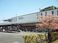 茶屋町駅のエリア情報1
