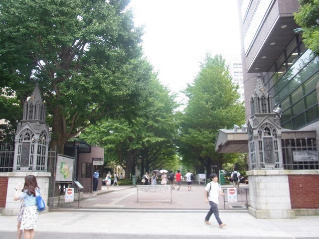 青山学院大学 青山キャンパス写真